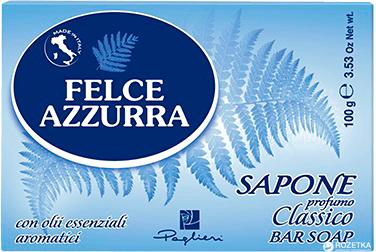 Мыло Felce Azzurra Classico 100г (8001280307584)