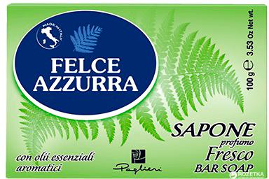 Мыло Felce Azzurra Fresco 100г (8001280307621)