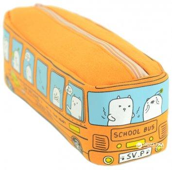 Пенал Traum 7009-74 Оранжевый (4820007009747)