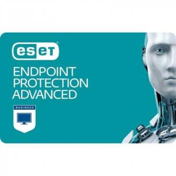 Антивірус ESET Endpoint protection advanced 60 ПК ліцензія на 1year Busines (EEPA_60_1_B)