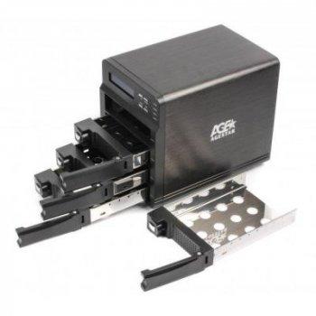 Карман внешний AgeStar 3C4B3A (Black)