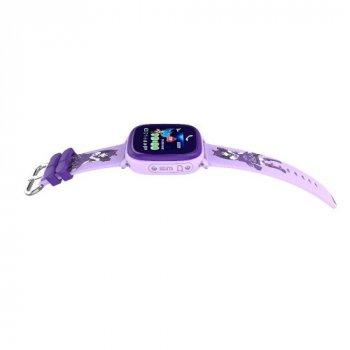 Smart Watch Df25 Purple