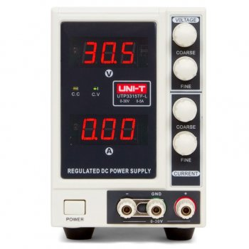 Лабораторний блок живлення UNIT UTP3315TFL