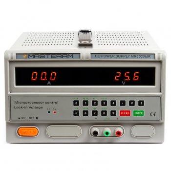 Регульований блок живлення Masteram MR3020MR (стара версія)