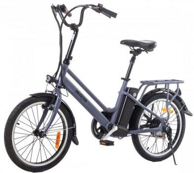 Электровелосипед Maxxter City Lite Graphite