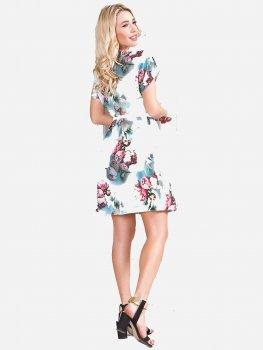 Платье DEMMA 628 Белое