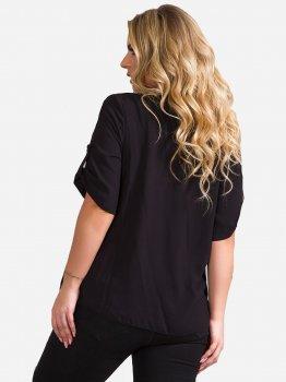 Блузка DEMMA 636 Черная