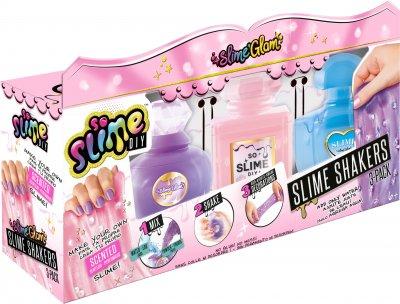 Игрушка для развлечений Canal Toys Slime Glam Духи 3 в наборе (SSC090) (3555801358906)