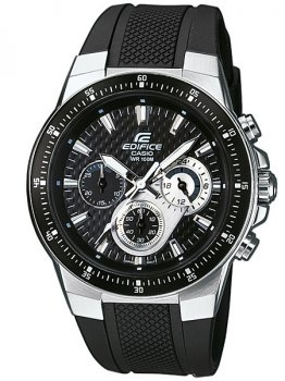 Часы CASIO EF-552-1AVEF EDIFICE Chrono 44mm 10ATM