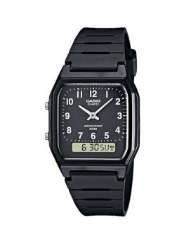 Годинник CASIO AW-48H-1BVEF Collection 31mm 5ATM
