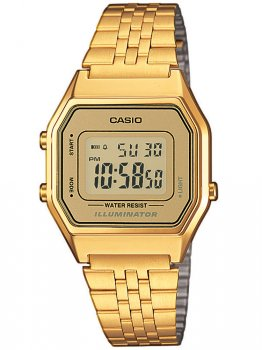 Годинник CASIO LA680WEGA-9ER Collection Unisex 28mm 3ATM