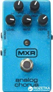 Педаль эффектов Dunlop M234 MXR Analog Chorus