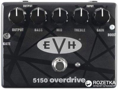 Педаль эффектов Dunlop EVH 5150 OverDrive