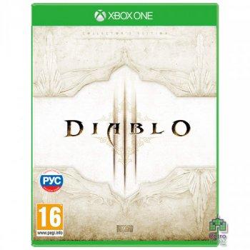 Diablo 3 Eternal Edition Xbox One Русская Озвучка Новый