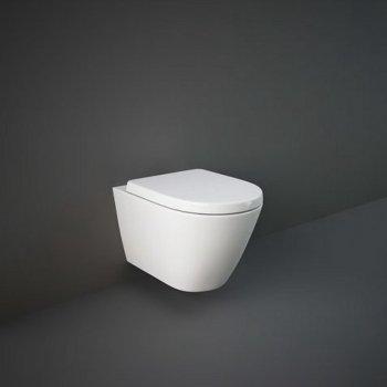 Унитаз Подвесной Rak Ceramics Resort Rst23Awha Безободковый 118437