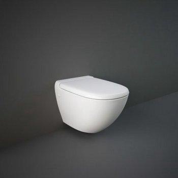 Унитаз Подвесной Rak Ceramics Reserva Rs13Awha Безободковый 118400