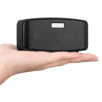 Портативна колонка Bluetooth Remax RM-M1 Black
