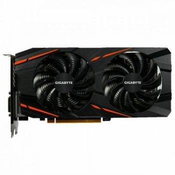 Видеокарта Gigabyte Pci-Ex Radeon Rx470 G1 Gaming 4096Mb Gddr5 (256Bit) (1230/6600) (Dvi, Hdmi, 3 X Display Port) (Gv-Rx470G1 Gaming-4Gd)