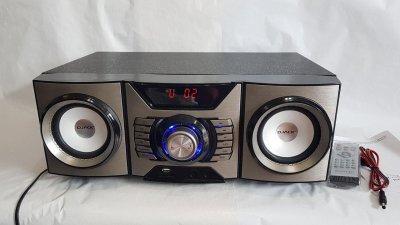 Портативна акустика 2.1 Ailiang DJ-H1000 (60W/USB/BT/FM)