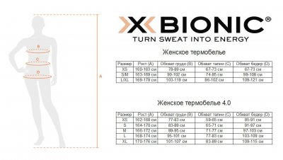 Термобілизна X-Bionic Trekking Summerlight Lady Shirt Sleeveless колір B014