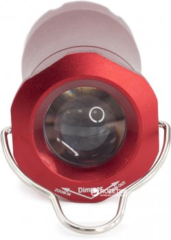 Фонарь LightHouse Lampi Red (080-2)