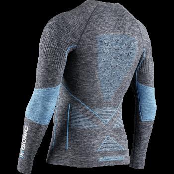 Термобілизна X-Bionic Energy Accumulator 4.0 Melange Shirt Round Neck LG SL MEN колір G16