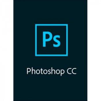 ПО для мультимедіа Adobe Photoshop CC teams Multiple/Multi Lang Lic Subs New 1Year (65297615BA01A12)
