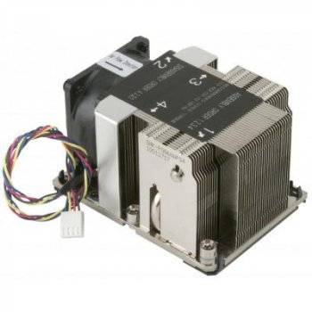 Кулер для процесора Supermicro SNK-P0068APS4/LGA3647/2U Active/Narrow ILM (SNK-P0068APS4)