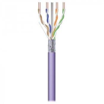 Кабель сетевой Kingda UTP 305м, cat 5e, CU, 4 pairs, 24AWG, LSZH, violet (KDUT8001-LSZH)