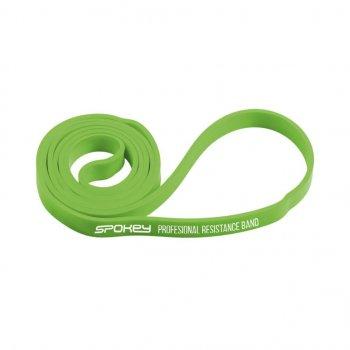 Ленточный тренажер-эспандер 920955 Spokey 208 см (fit0001453) Зеленый