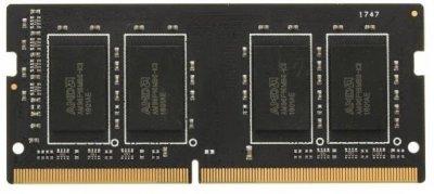 Оперативная память AMD SODIMM DDR4-2400 8192MB PC4-19200 R7 Performance Series (R748G2400S2S-U)