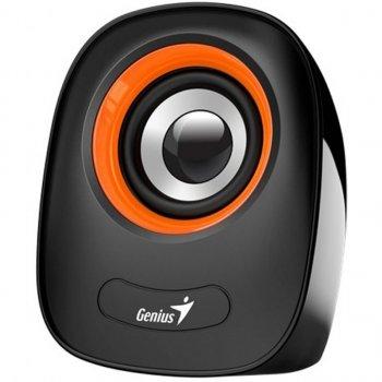 Акустична система Genius SP-Q160 Orange (31730027402)