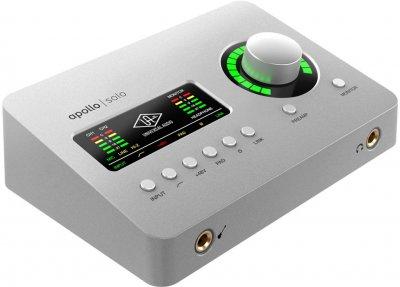 Аудіоінтерфейс Universal Audio Apollo Solo USB Heritage Edition (Desktop/Win) (230983)