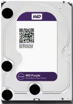 Жорстку диск Western Digital Purple 2TB (WD20PURZ) 5400rpm, 64MB (6350283)