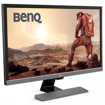 Монітор BENQ EL2870U Metallic Grey