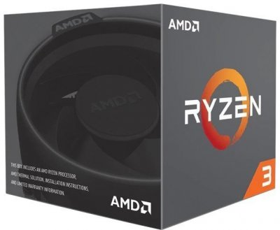 Процесор AMD Ryzen 3 1200 3.2GHz / 8MB (YD1200BBAFBOX) sAM4 BOX