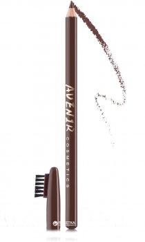 Олівець для брів Avenir Cosmetics 112 Кавово-коричневий 2.2 г (5900308135105)