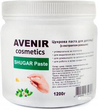 Цукрова паста для шугарингу Avenir Cosmetics 1200 г (4820440812706)