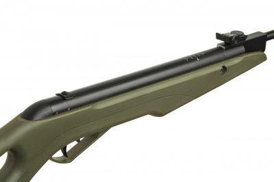Гвинтівка пневматична EKOL THUNDER-M Khaki 4,5 mm Nitro Piston