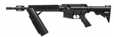 Гвинтівка пневматична Crosman 177КТ (black)