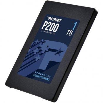 """Накопичувач SSD 2.5"""" 1TB Patriot (P200S1TB25)"""