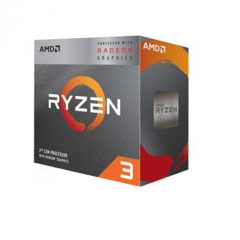 Процессор AMD AM4 Ryzen 3 3200G 3.6GHz YD3200C5FHBOX 4MB 65W