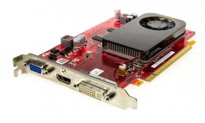 Відеокарта AMD RADEON HD 4650 1GB 128Bit DVI, VGA HDMI (AMD-HD4650)