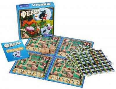 Гра настільна Arial Ферма (4820059910206)