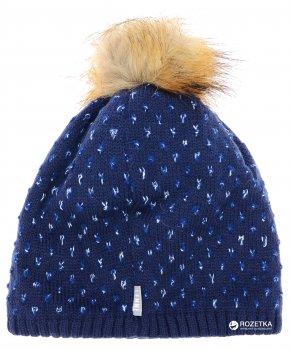 Зимняя шапка Lenne Mona 18391A/229 52 см Темно-синяя (4741578251642)