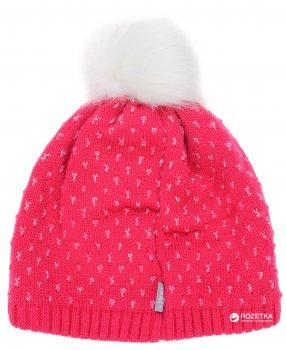 Зимняя шапка Lenne Mona 18391A/261 56 см Малиновая (4741578251635)