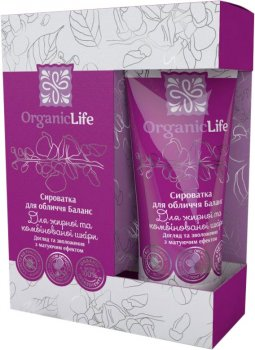 Сыворотка для лица Organic Life Баланс 30 мл (4823084500503)