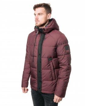 Зимняя куртка VIVACANA бордо 68AW897M Folk