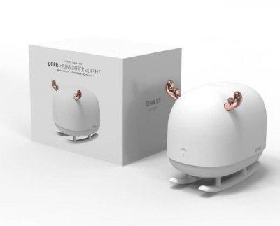 Портативний зволожувач повітря Sothing Deer Humidifier and Light (DSHJ-H-009) White