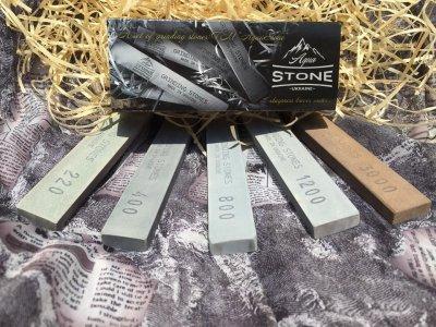Набор точильных камней AquaStone Carbide